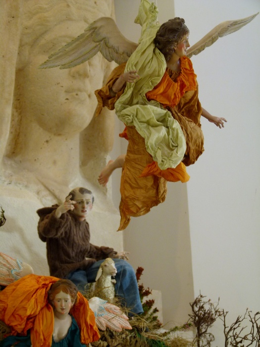 San Franceso e Angeli Atelier Corcione