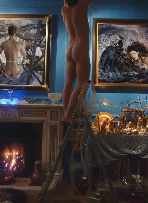 Theseus, Handyman & Selene