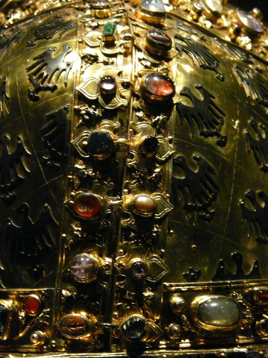 Charlemagne Reliquary Treasury Aachen Cathedral 22