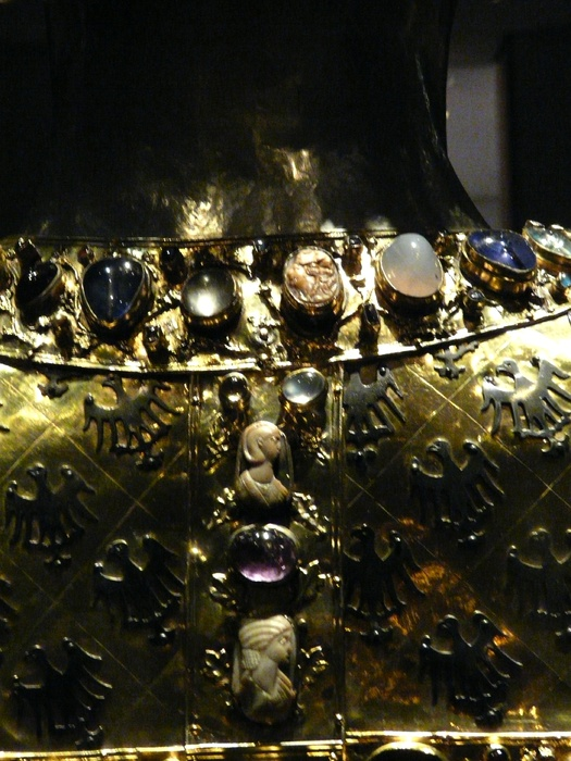 Charlemagne Reliquary Treasury Aachen Cathedral 28