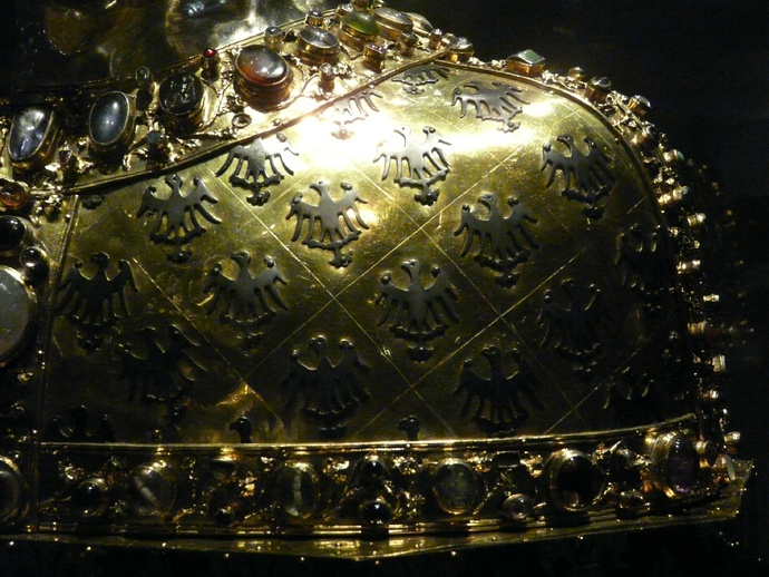 Charlemagne Reliquary Treasury Aachen Cathedral 31