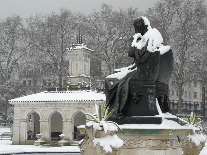 Italian Gardens Edward Jenner
