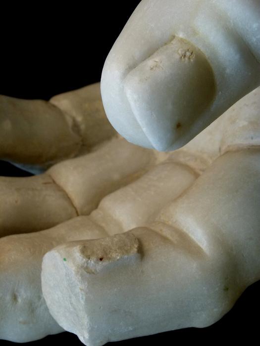 Accecamento di Polifemo (mano Destra) 3