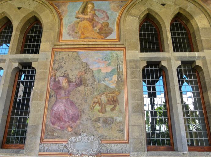 Chiostro di Santa Chiara 106