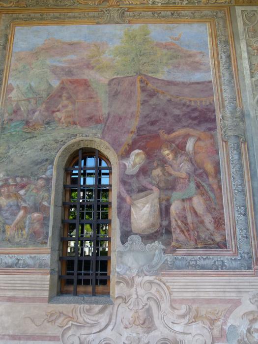 Chiostro di Santa Chiara 11