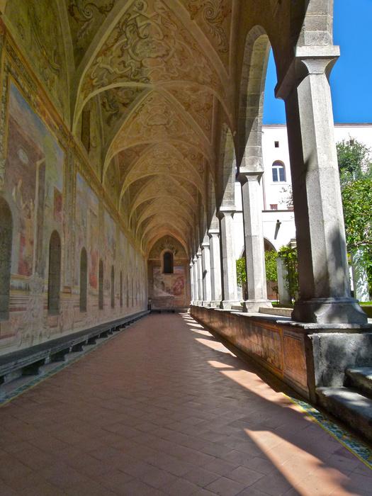 Chiostro di Santa Chiara 113