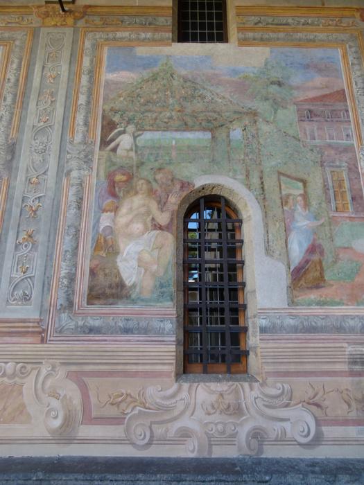 Chiostro di Santa Chiara 13