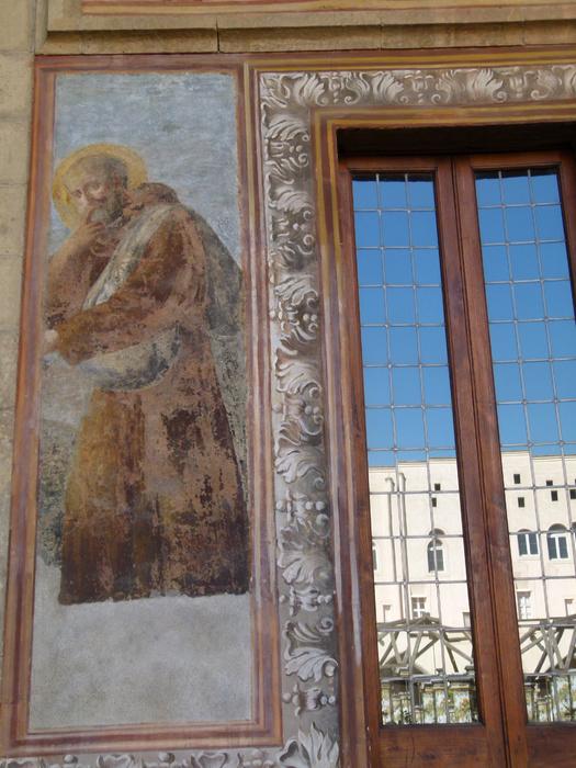 Chiostro di Santa Chiara 21