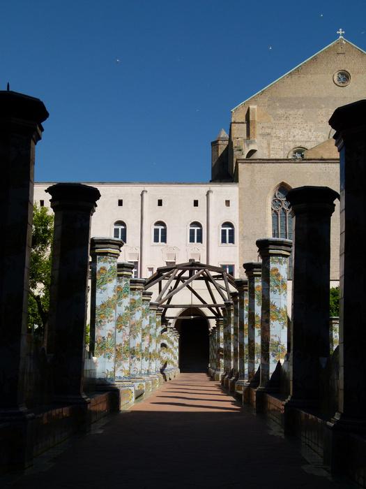 Chiostro di Santa Chiara 23