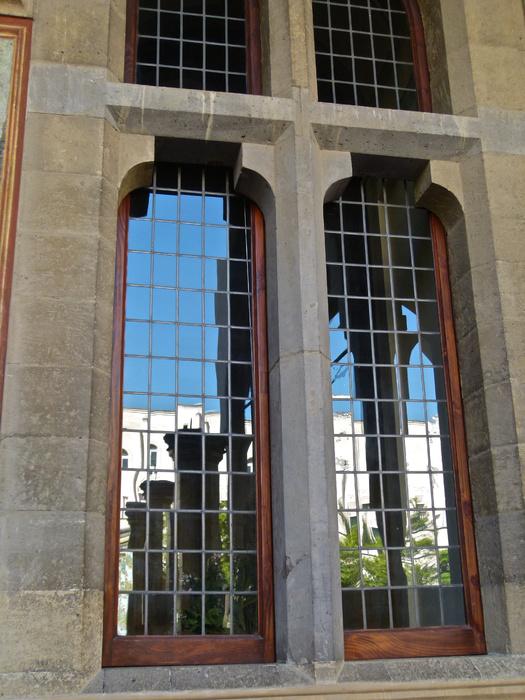 Chiostro di Santa Chiara 29