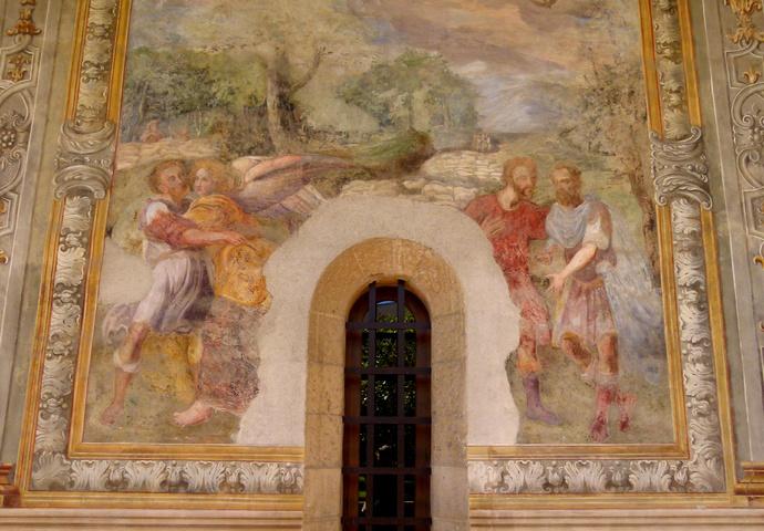 Chiostro di Santa Chiara 57