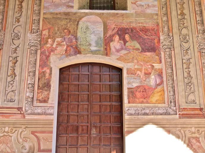 Chiostro di Santa Chiara 59