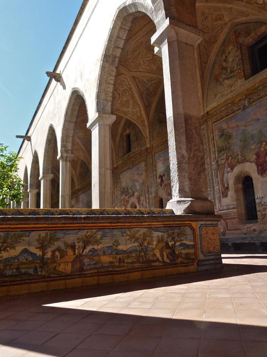 Chiostro di Santa Chiara 65