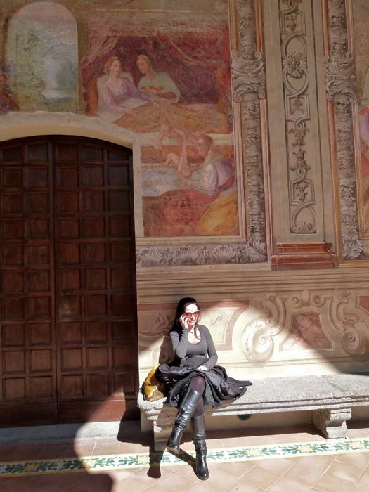 Chiostro di Santa Chiara 66