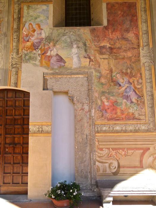 Chiostro di Santa Chiara 69