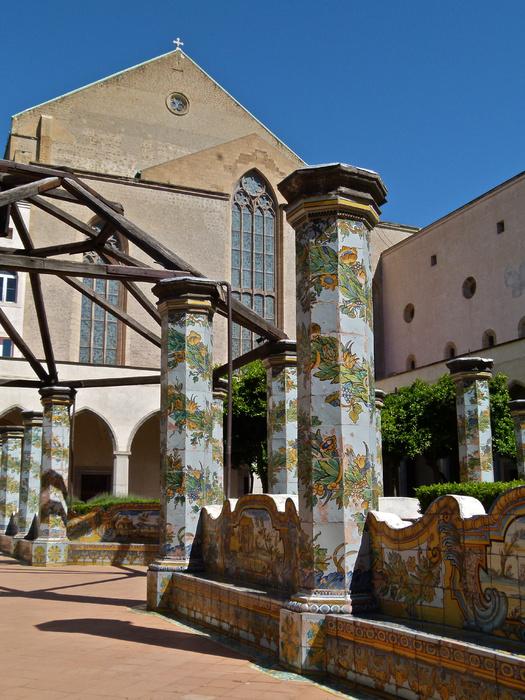 Chiostro di Santa Chiara 96