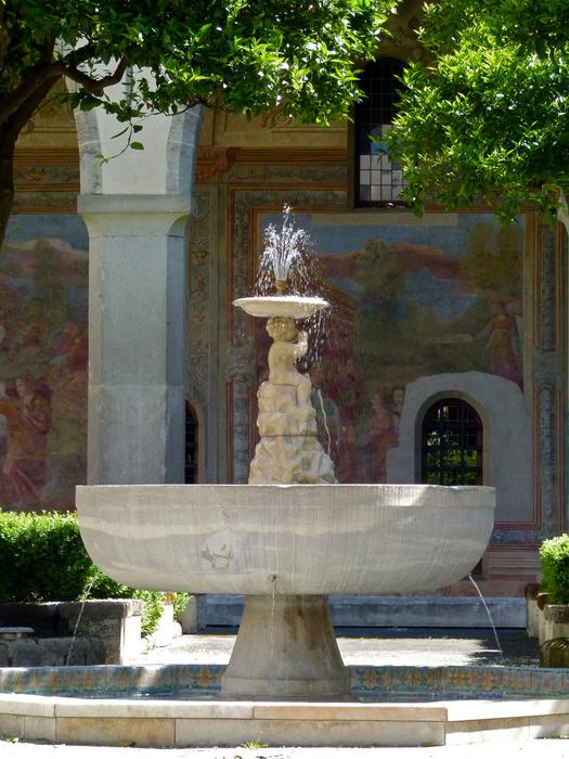 Chiostro di Santa Chiara 98