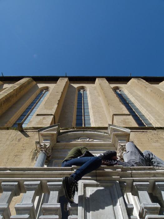 Chiostro di Santa Chiara Entrada 6