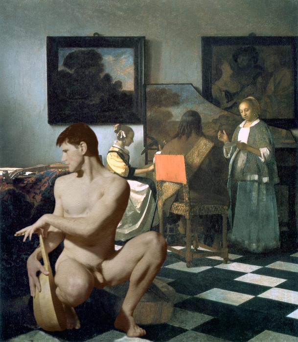 Vermeer Lutinist Concert