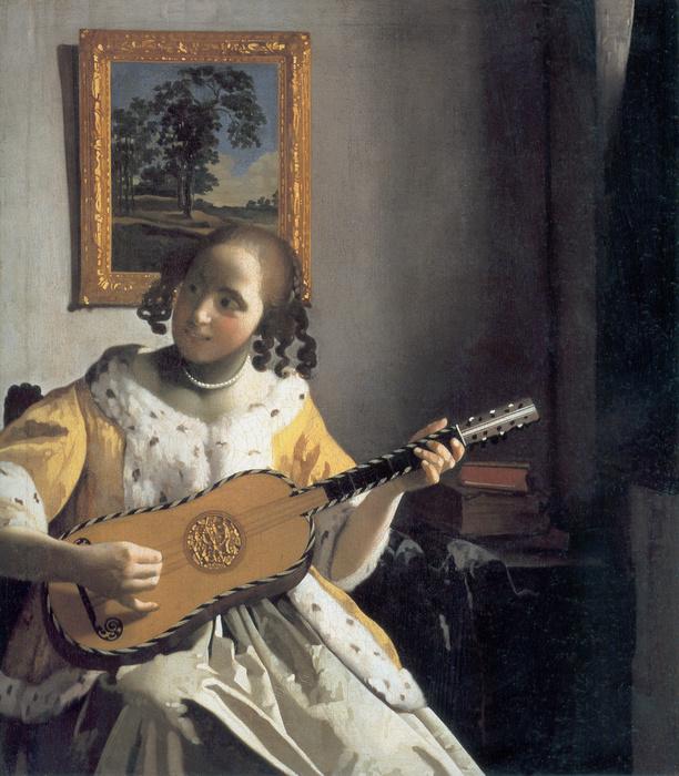 Guitar 1670 72