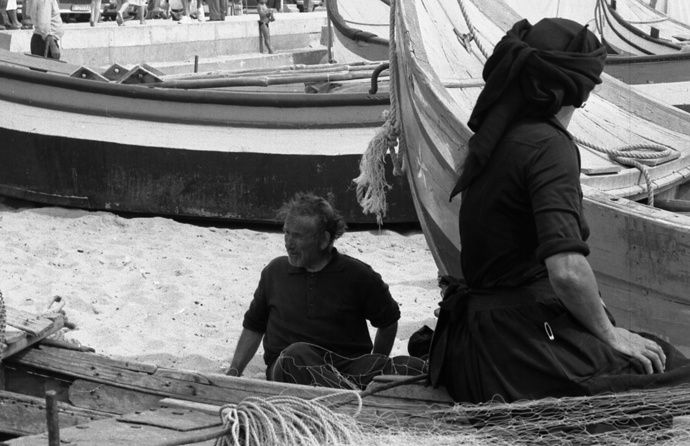 Fishermen & Widow