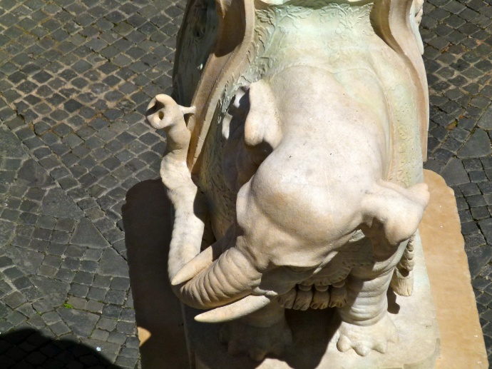 L'elefantino di Bernini 7