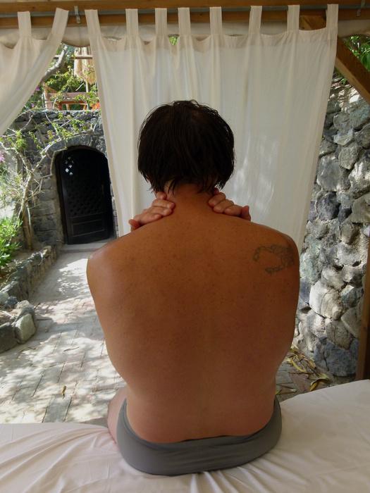 Massaggio Hot Stone Giardini Poseidon Ischia
