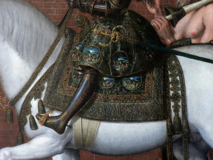 Henry Frederick by Robert Peake