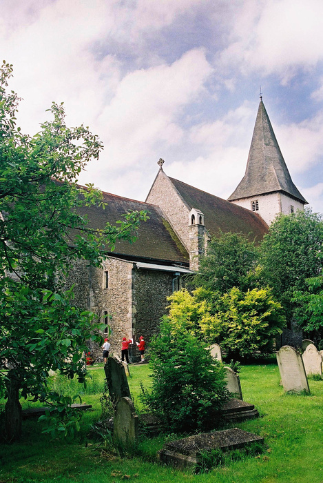 Holy Trinity Bosham 3