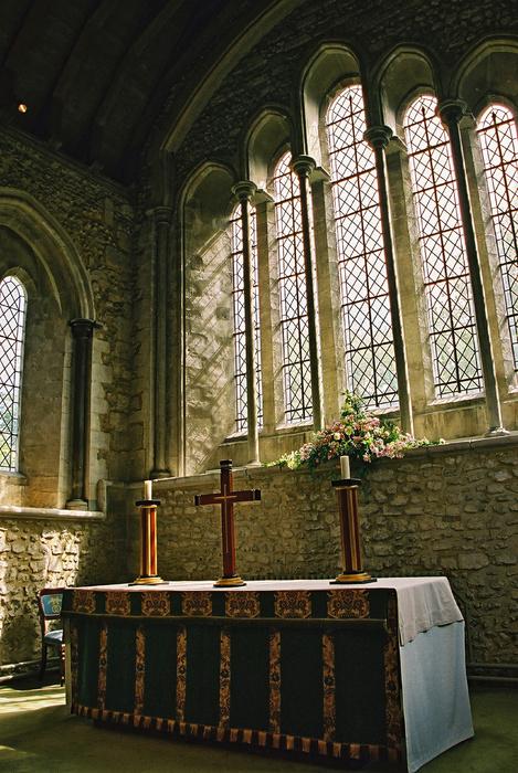 Holy Trinity Bosham 5