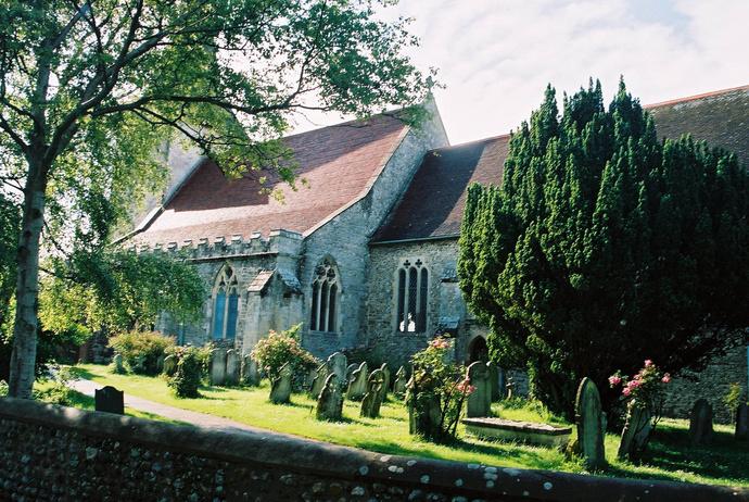 Holy Trinity Bosham