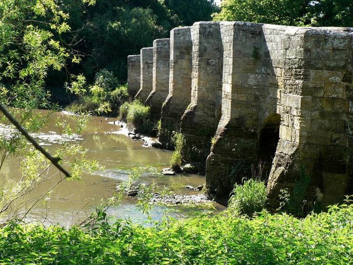 Stopham Bridge 2