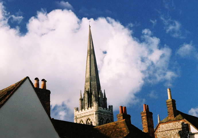 The Cathedral Spire 4