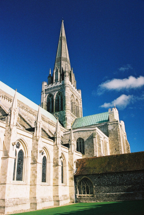 The Cathedral Spire 6