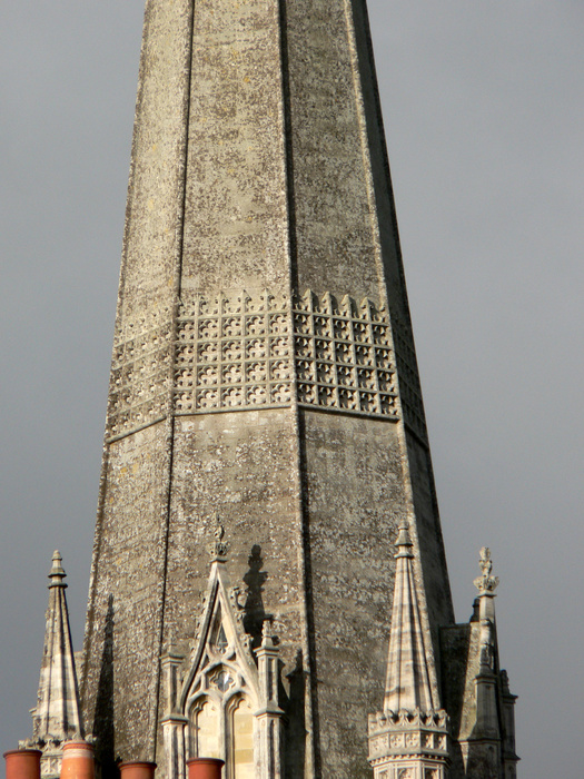 The Cathedral Spire